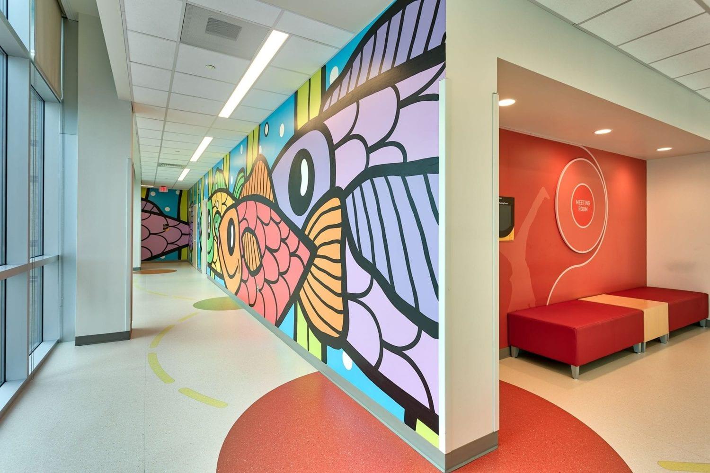 a hallway design