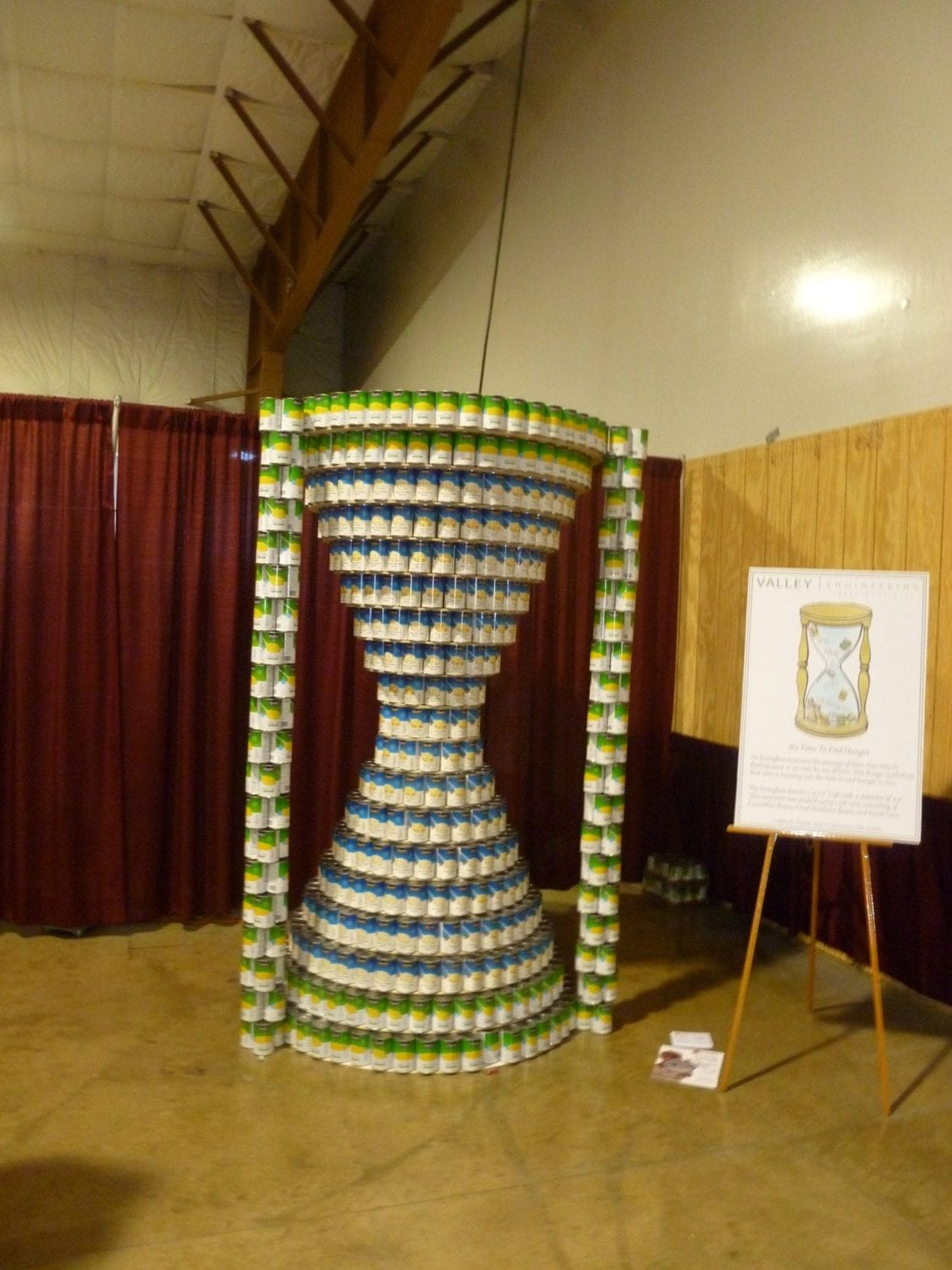 CANstruction Community event Photo