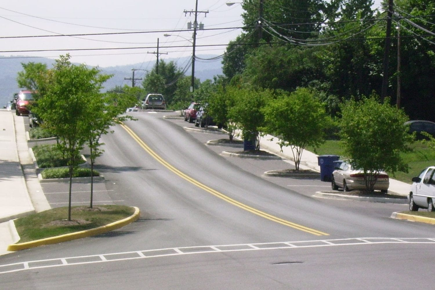 Shenandoah Avenue Streetscape Photo