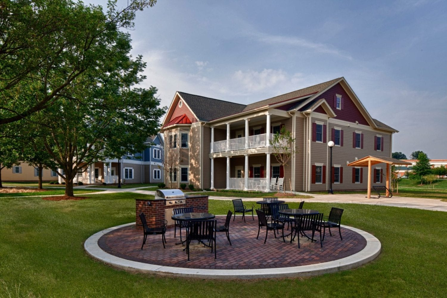 Bridgewater College Stone Village Housing Photo